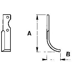 Zappetta per Pasbo G51-G21-G62-G2-H p5