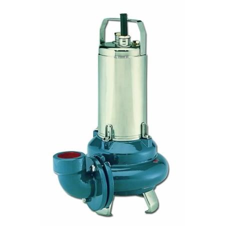 LOWARA DL 125 elettropompa sommergibile TRIFASE per acque cariche 2 Hp