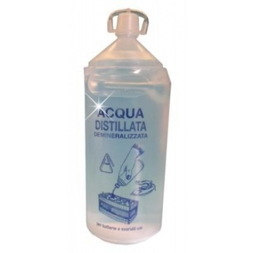 Acqua distillata per Batterie LT. 1