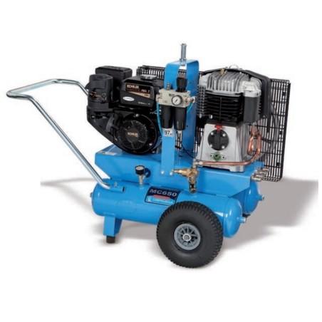 CAMPAGNOLA - MC 650 CON MOTORE DIESEL LOMBARDINI 15LD 350, 7.5 HP