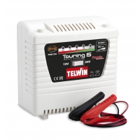 TELWIN TOURING 15 CARICABATTERIE