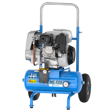 CAMPAGNOLA - MOTOCOMPRESSORE A SPINTA MC 220